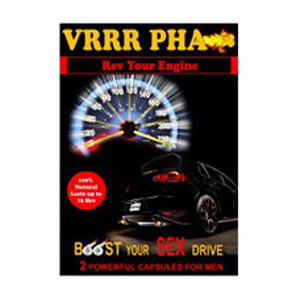 VRRR PHA REV YOUR ENGINE | 2 CAPSULES