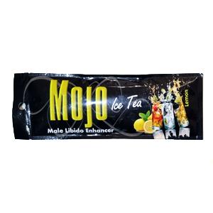 MOJO ICE TEA | MALE LIBIDO ENHANCER | LEMON